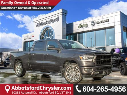 2019 RAM 1500 Sport (Stk: AG0963) in Abbotsford - Image 1 of 30