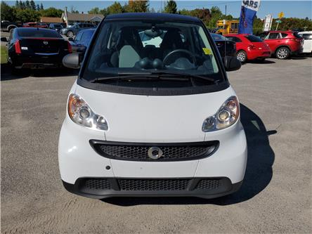 2013 Smart Fortwo Passion (Stk: ) in Kemptville - Image 2 of 16