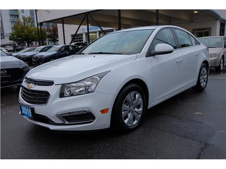 2015 Chevrolet Cruze 1LT (Stk: 103169A) in Victoria - Image 1 of 21