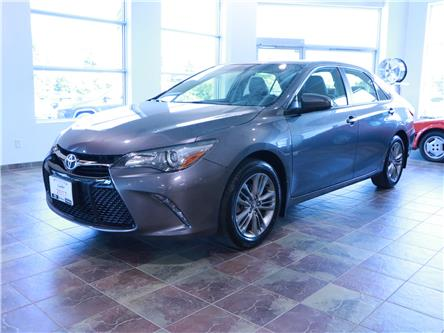 2017 Toyota Camry SE (Stk: 195943) in Kitchener - Image 1 of 31