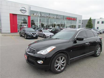 2015 Infiniti QX50 Base (Stk: RU2700A) in Richmond Hill - Image 1 of 14