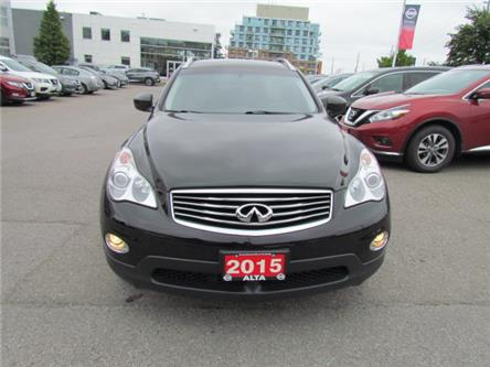 2015 Infiniti QX50 Base (Stk: RU2700A) in Richmond Hill - Image 2 of 14