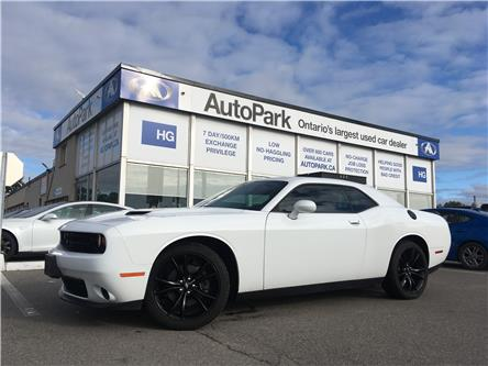 2018 Dodge Challenger SXT (Stk: 18-96864) in Brampton - Image 1 of 28