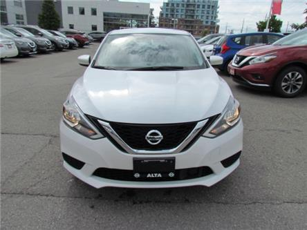 2018 Nissan Sentra 1.8 S (Stk: RU2731) in Richmond Hill - Image 2 of 27
