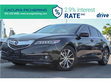 2015 Acura TLX Tech (Stk: AP4979) in Pickering - Image 1 of 18