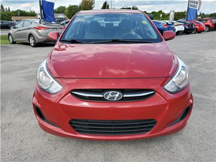 2015 Hyundai Accent GL (Stk: ) in Kemptville - Image 2 of 16