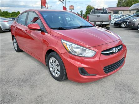 2015 Hyundai Accent GL (Stk: ) in Kemptville - Image 1 of 16