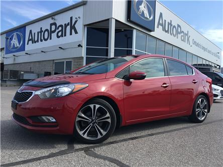 2015 Kia Forte 2.0L EX (Stk: 15-14032JB) in Barrie - Image 1 of 25