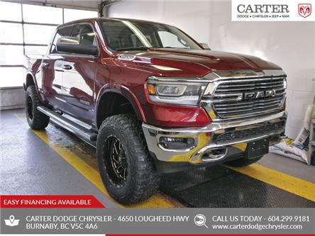 2019 RAM 1500 25H Laramie (Stk: 8030770) in Burnaby - Image 1 of 14