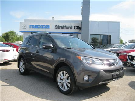2015 Toyota RAV4 Limited (Stk: 19116A) in Stratford - Image 1 of 25