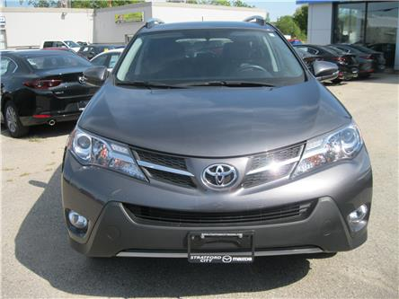 2015 Toyota RAV4 Limited (Stk: 19116A) in Stratford - Image 2 of 25