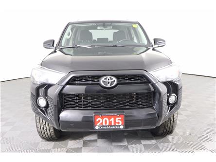 2015 Toyota 4Runner SR5 V6 (Stk: U-0621) in Huntsville - Image 2 of 33