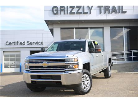 2018 Chevrolet Silverado 3500HD LT (Stk: 58656) in Barrhead - Image 1 of 33
