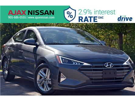 2019 Hyundai Elantra Ultimate (Stk: P4252R) in Ajax - Image 1 of 32