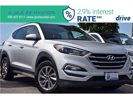 2018 Hyundai Tucson SE 2.0L (Stk: P4816R) in Ajax - Image 1 of 34