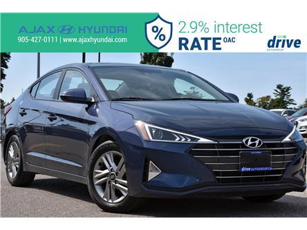 2019 Hyundai Elantra Preferred (Stk: P4799R) in Ajax - Image 1 of 30