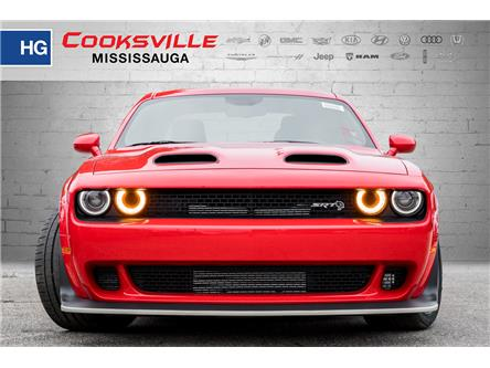 2019 Dodge Challenger SRT Hellcat (Stk: KH712533) in Mississauga - Image 2 of 20