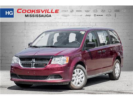 2019 Dodge Grand Caravan 29E Canada Value Package (Stk: KR762698) in Mississauga - Image 1 of 18