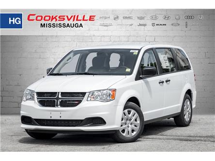 2019 Dodge Grand Caravan 29E Canada Value Package (Stk: KR697607) in Mississauga - Image 1 of 18