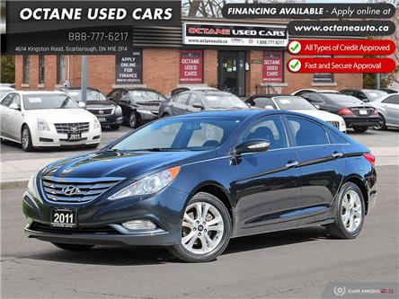 2011 Hyundai Sonata Limited (Stk: ) in Scarborough - Image 1 of 26