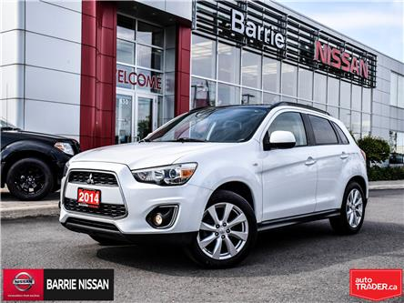 2014 Mitsubishi RVR GT (Stk: 19323A) in Barrie - Image 1 of 26