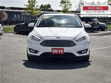 2016 Ford Focus Titanium (Stk: 333305U) in Toronto - Image 2 of 21