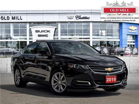 2019 Chevrolet Impala 1LT (Stk: 107710U) in Toronto - Image 1 of 17