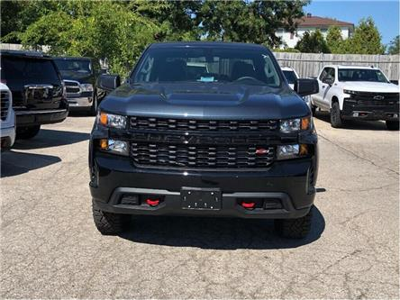 2020 Chevrolet Silverado 1500 Silverado Custom Trail Boss (Stk: 106716) in Milton - Image 2 of 15