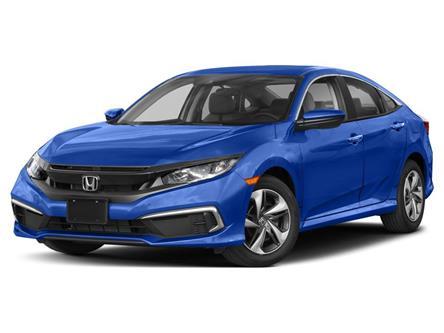 2019 Honda Civic LX (Stk: K1657) in Georgetown - Image 1 of 9