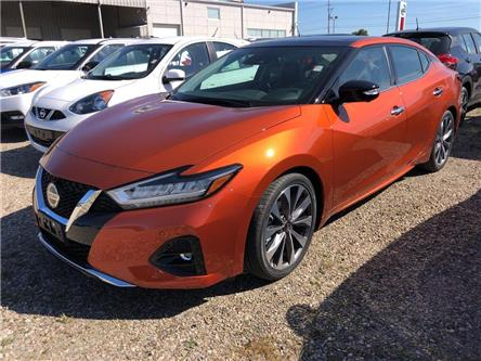2020 Nissan Maxima Platinum (Stk: W0016) in Cambridge - Image 1 of 5