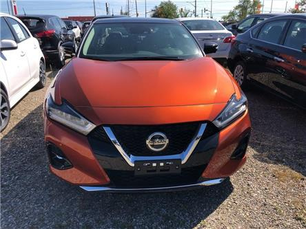 2020 Nissan Maxima Platinum (Stk: W0016) in Cambridge - Image 2 of 5