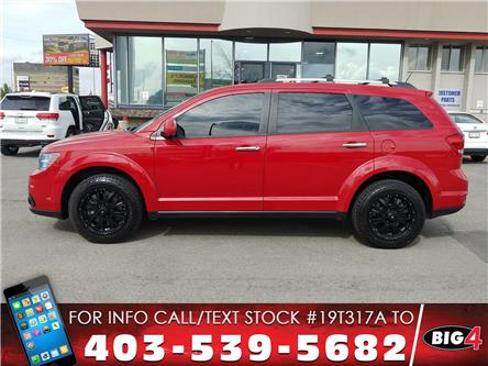 2016 Dodge Journey R/T (Stk: 19T317A) in Calgary - Image 1 of 15