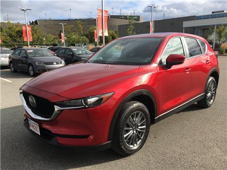 2017 Mazda CX-5 GS (Stk: T650487A) in Saint John - Image 1 of 34