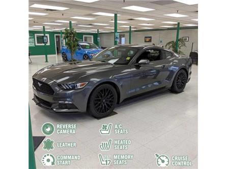 2017 Ford Mustang EcoBoost (Stk: 12834B) in Saskatoon - Image 2 of 27