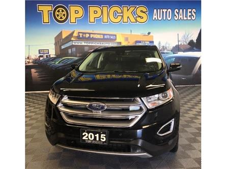 2015 Ford Edge Titanium (Stk: B93249) in NORTH BAY - Image 1 of 29
