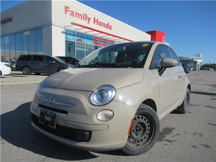 2012 Fiat 500 Pop | LOW KM'S | (Stk: 108056T) in Brampton - Image 1 of 16