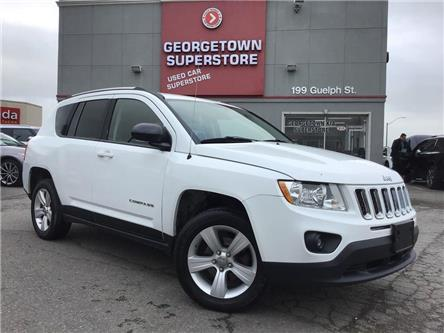 2012 Jeep Compass Sport/North| ALLOYS| FOGS| PWR GRP| CLEAN CARFAX (Stk: SR19180A) in Georgetown - Image 2 of 22