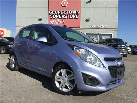 2015 Chevrolet Spark 1LT | BLUE TOOTH | ALLOYS | CLEAN CARFAX (Stk: P12580) in Georgetown - Image 2 of 27