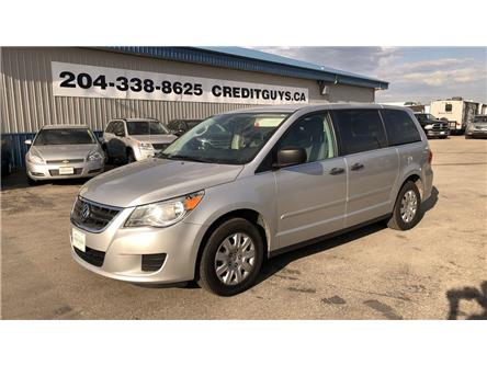 2011 Volkswagen Routan Trendline (Stk: C2028) in Winnipeg - Image 1 of 21