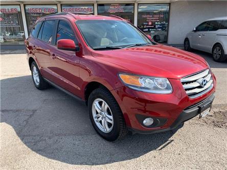 2012 Hyundai Santa Fe GL 3.5 | HTD SEATS | BLUETOOTH | CRUISE (Stk: P12549) in Oakville - Image 2 of 20