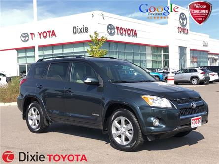 Used Toyota For Sale >> Used Toyota Rav4 For Sale In Mississauga Dixie Toyota