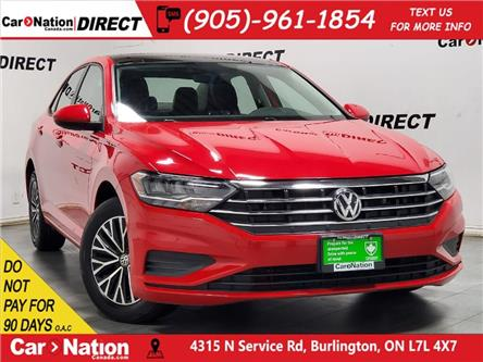 2019 Volkswagen Jetta 1.4 TSI Highline (Stk: 3VWE57) in Burlington - Image 1 of 34