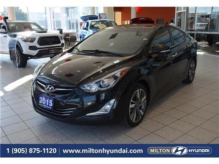 2015 Hyundai Elantra  (Stk: 233932) in Milton - Image 1 of 33