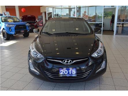 2015 Hyundai Elantra  (Stk: 233932) in Milton - Image 2 of 33
