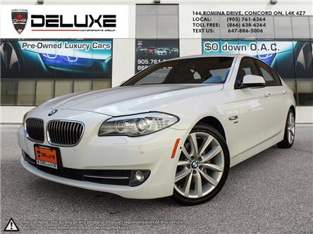 2011 BMW 535i xDrive (Stk: D0648) in Concord - Image 1 of 22