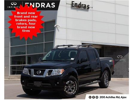 2016 Nissan Frontier  (Stk: P0864) in Ajax - Image 1 of 25