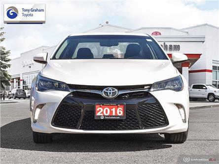 2016 Toyota Camry XSE V6 (Stk: E7958) in Ottawa - Image 2 of 28