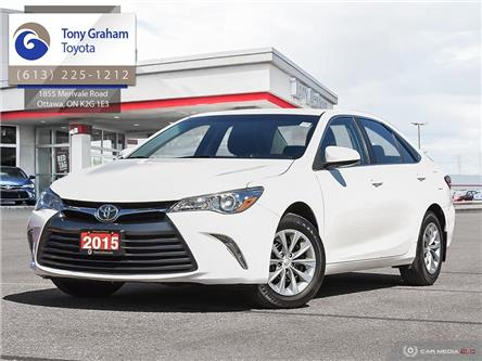 2015 Toyota Camry LE (Stk: 57922A) in Ottawa - Image 1 of 27