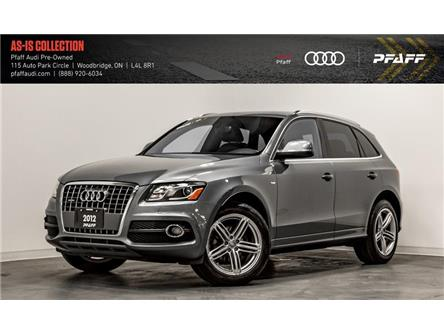 2012 Audi Q5 2.0T Premium Plus (Stk: T17282A) in Vaughan - Image 1 of 21