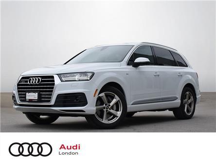 2018 Audi Q7 3.0T Technik (Stk: Q47647) in London - Image 1 of 30